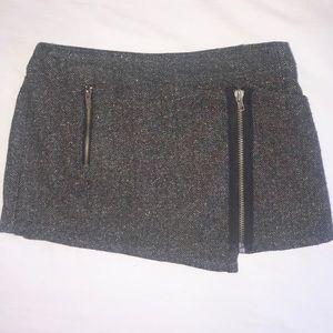 Guess tweed mini skirt